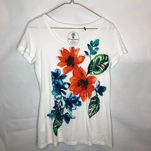 Tommy Bahama Floral T Shirt